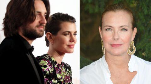 Charlotte Casiraghi mariée à Dimitri Rassam: quels sont ses rapports avec Carole Bouquet?