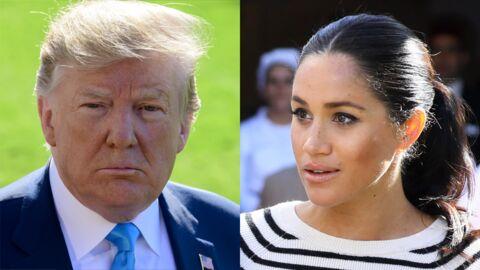 Vexé par Meghan Markle, Donald Trump la trouve «méchante»