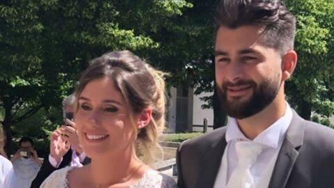 PHOTO Jesta et Benoît mariés: l'adorable surprise de Denis Brogniart au couple de Koh-Lanta