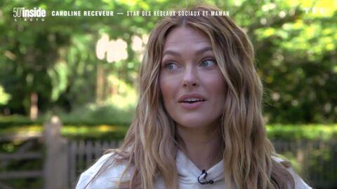 Caroline Receveur maman: elle explique pourquoi elle a quitté Paris pour s'installer à Londres