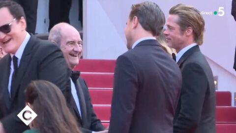 VIDEO C à vous: Pierre Lescure révèle pourquoi il a éclaté de rire avec Leonardo DiCaprio à Cannes