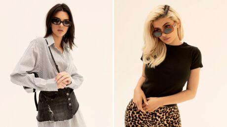Kendall et Kylie Jenner signent une collection de lunettes de soleil avec…