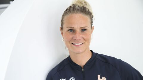 Amandine Henry, capitaine des Bleues: ce rêve difficilement conciliable avec sa carrière de footballeuse