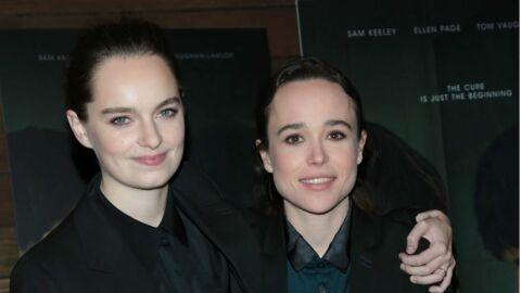 PHOTO Ellen Page pose nue avec sa femme pour la bonne cause