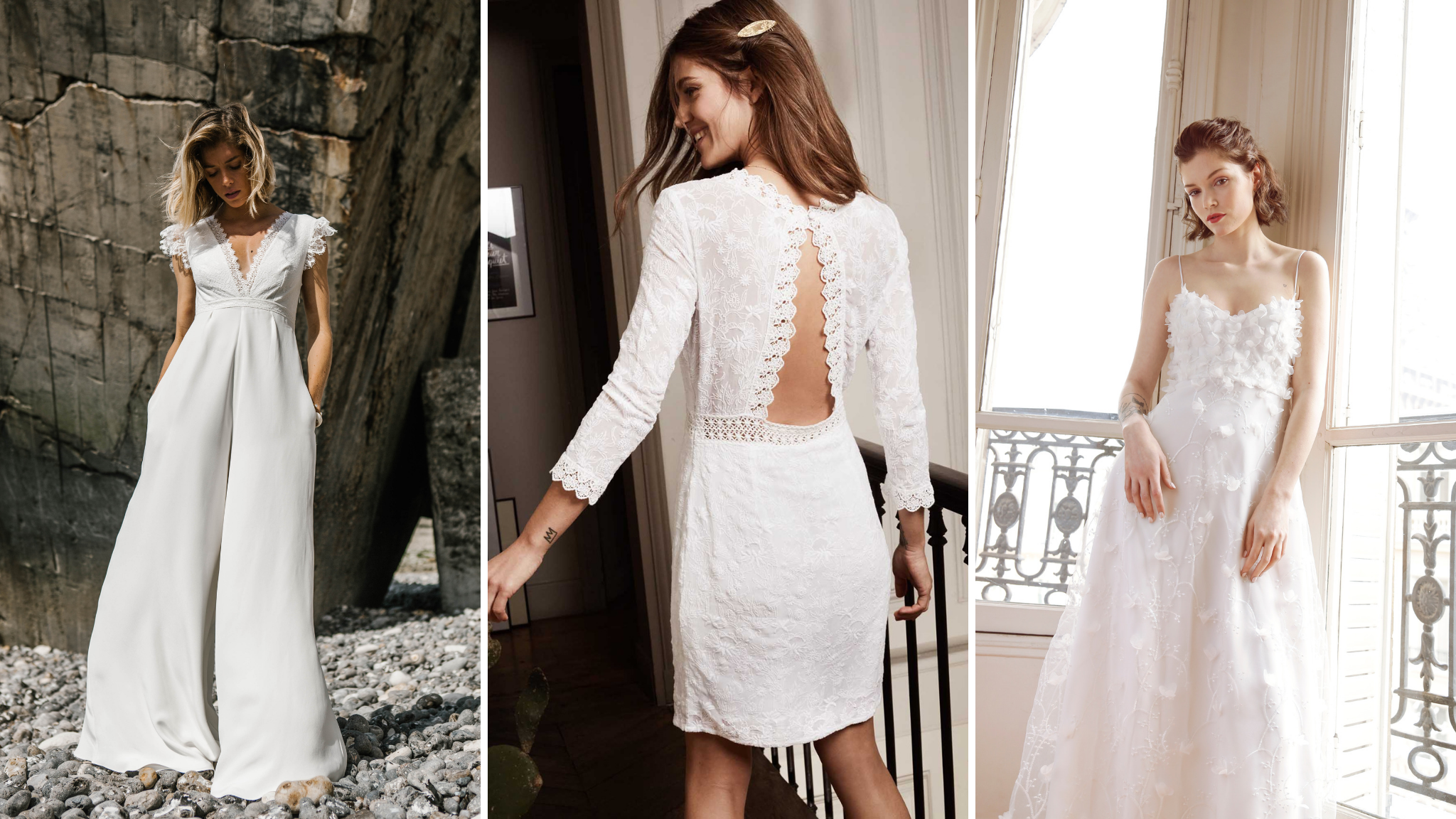 Robes de mariée : les 10 tendances à adopter