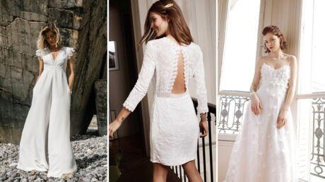 Robes de mariée: les 10 tendances à adopter en 2019