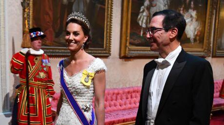 PHOTOS Kate Middleton rend de nouveau hommage à Lady Di