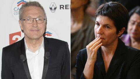 Christine Angot en pleine polémique après ses propos sur l'esclavage, Laurent Ruquier vole à son secours