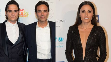 PHOTOS Global Gift Gala: Anthony et Alain-Fabien Delon très complices, Capucine Anav ultra glamour