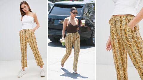 Et si on achetait le même pantalon que Kourtney Kardashian?