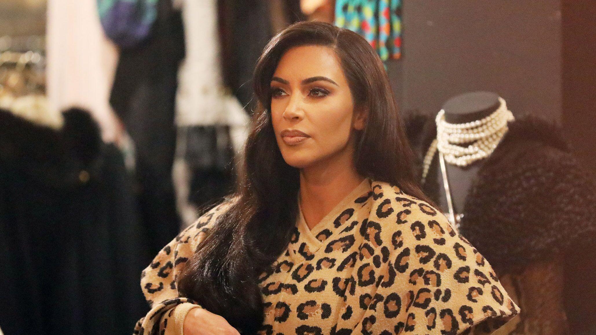 Kim Kardashian film porno gratuit