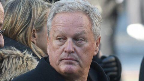 Laeticia Hallyday: son père André Boudou placé en garde à vue pour fraude fiscale