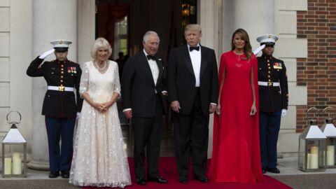 Donald Trump en Angleterre: l'étrange dîner qu'il a servi au prince Charles et Camilla