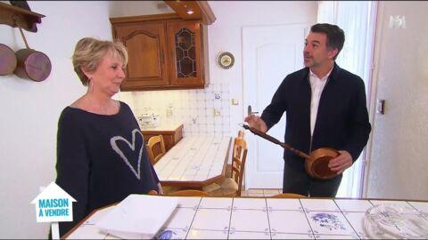VIDEO Stéphane Plaza: sa proposition coquine à une candidate de Maison à vendre