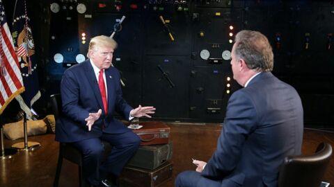 Donald Trump revient sur ses propos contre Meghan Markle et dément toute brouille avec le prince Harry