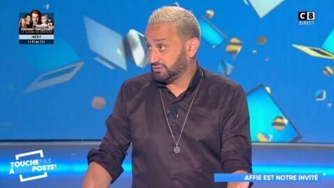 VIDEO TPMP: la grosse gaffe de Cyril Hanouna sur le départ de Thierry Ardisson