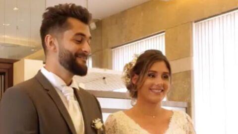 Jesta et Benoît mariés: ils dévoilent la vidéo du «plus beau jour de (leur) vie»