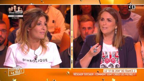 VIDEO Valérie Benaïm se fait rembarrer par Caroline Ithurbide après une réflexion sur son âge