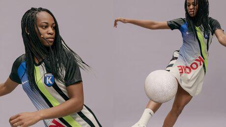 Coupe du monde féminine – 4 créatrices de mode revisitent le maillot de football