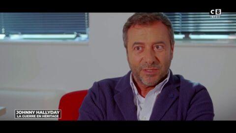 VIDEO Bernard Montiel revient sur ce coup bas que lui a fait Johnny Hallyday