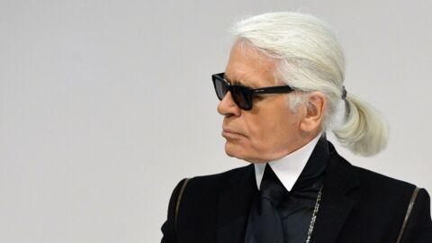 Karl Lagerfeld: découvrez les raisons de sa très longue brouille avec Inès de la Fressange
