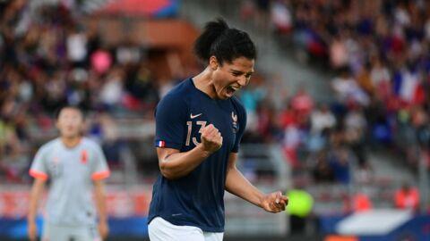 Coupe du monde de football féminin: pourquoi Valérie Gauvin a-t-elle été sanctionnée avant le match?
