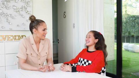 Jennifer Lopez: sa fille lui vole la vedette en plein concert!