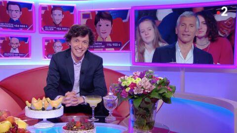 VIDEO Nagui taquine ENCORE le champion Jean-Michel sur sa vie amoureuse