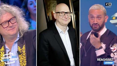 VIDEO Pierre-Jean Chalençon interdit de rejoindre TPMP: Cyril Hanouna appelle la direction de TF1 en direct