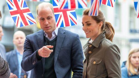 Kate et William: ce geste qui ne devrait pas du tout plaire à Harry et Meghan