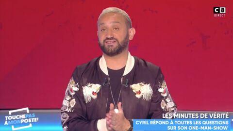 VIDEO Cyril Hanouna en one-man-show: va-t-il arrêter Touche pas à mon poste?