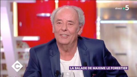 VIDEO Maxime Le Forestier se souvient du comportement étrange de Johnny Hallyday et Michel Polnareff lors de sa première télé