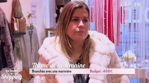 VIDEO Les Reines du shopping: ambiance électrique entre une candidate et sa sœur