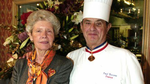 Paul Bocuse: mort de sa femme Raymonde à 93 ans