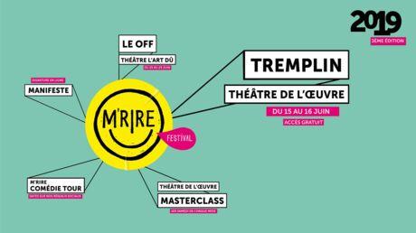 Le tremplin du M Rire festival: l'humour vous donne rendez-vous à Marseille!