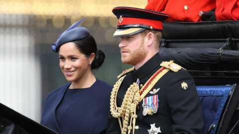 Meghan Markle recadrée par le prince Harry: la vidéo qui fait le buzz