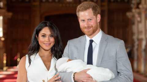 Archie: le fils de Meghan Markle et du prince Harry déjà victime d'usurpation d'identité!
