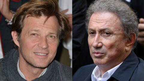 Michel Drucker et Laurent Delahousse se sont réconciliés et ils ont un étonnant projet