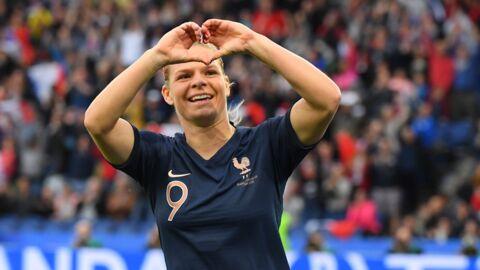 Coupe du monde: qui est Florian, le fiancé d'Eugénie Le Sommer, attaquante des Bleues?
