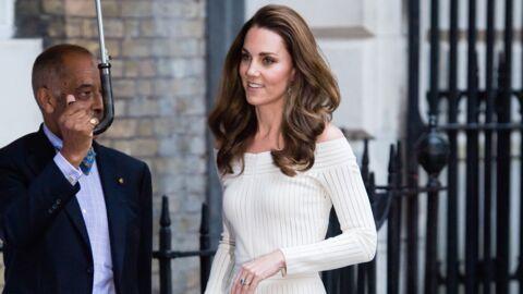 Avec sa robe, Kate Middleton souhaite faire passer un message…
