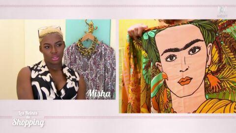 VIDEO Les Reines du shopping: quand deux candidates découvrent l'existence de Frida Kahlo