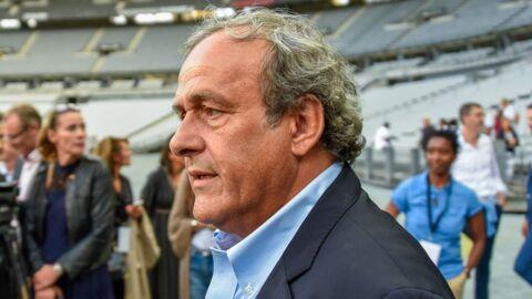 Michel Platini placé en garde à vue dans le cadre d'une enquête pour corruption