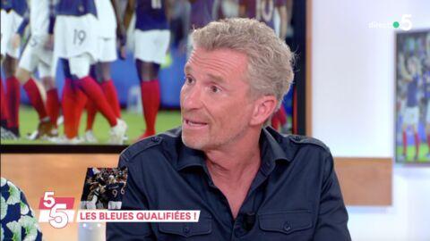 VIDEO Coupe du monde: les Bleues taclées par la presse, Denis Brogniart monte au créneau