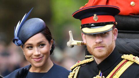 Meghan et Harry: les dessous de leur échange houleux au balcon de Buckingham Palace
