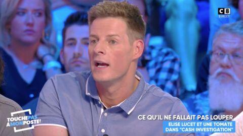 VIDEO Matthieu Delormeau tacle sévèrement Elise Lucet dans TPMP: «c'est une revancharde!»