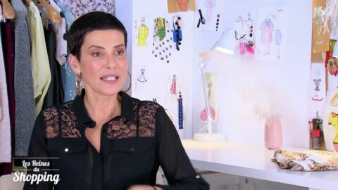 VIDEO Les reines du shopping: Cristina Cordula tombe totalement sous le charme d'une candidate