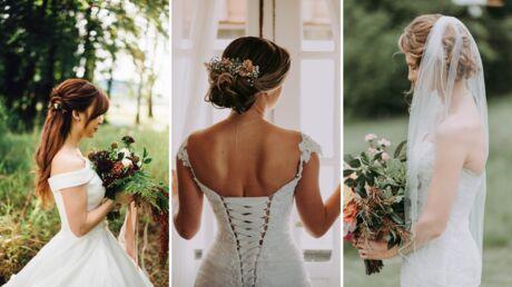 20 idées de coiffures pour une mariée
