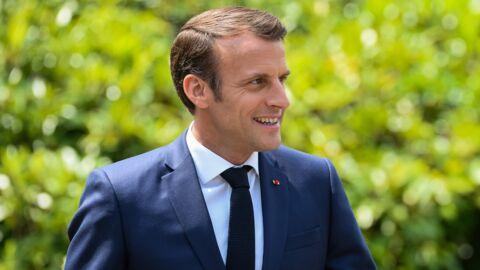 Emmanuel Macron: ce petit surnom qu'il impose à ses petits-enfants