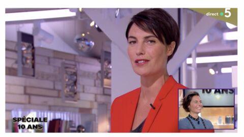 VIDEO Alessandra Sublet mauvaise en grammaire? L'animatrice prise en flag' dans C à vous