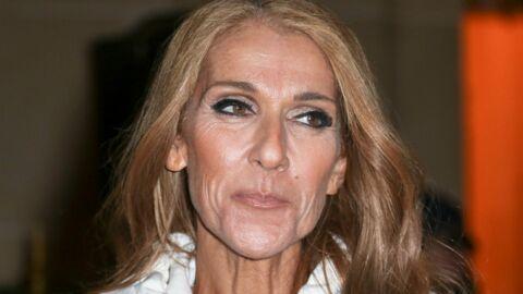 Céline Dion dévoile ses jambes très fines et inquiète encore les internautes